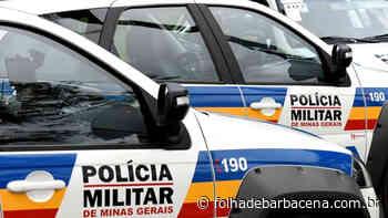 Mulher foragida da justiça é presa no bairro Vilela em Barbacena - Folha de Barbacena
