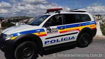 Polícia Militar prende homem foragido da justiça | Jornal Folha de Barbacena - Folha de Barbacena