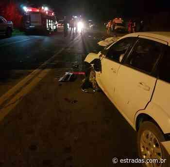 Colisão na BR-265, em Barbacena (MG), mata dois motoqueiros - Estradas