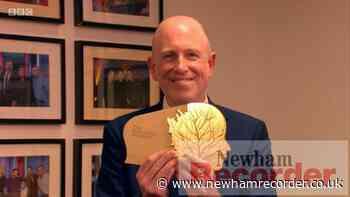 Ben Levison OBE on Manor Park school Kensington Primary - Newham Recorder