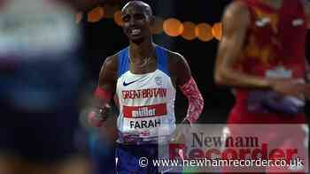 Tokyo or bust for Newham Beagles and Olympic hero Sir Mo Farah - Newham Recorder