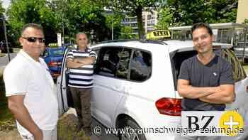 Warten der Wolfsburger Taxifahrer auf Rückkehr von Pendlern & Co.