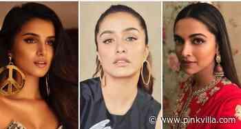 Tara Sutaria, Shraddha Kapoor to Deepika Padukone: 7 BEST winged liner looks sported by Bollywood actresses - PINKVILLA