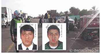 Dos mototaxistas mueren en las pistas, en Lambayeque - Diario Correo