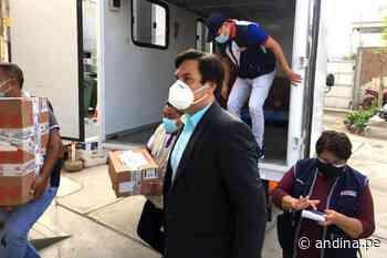 Covid-19: Lambayeque garantiza vacunación a mayores de 60 años con lote de 47970 dosis - Agencia Andina