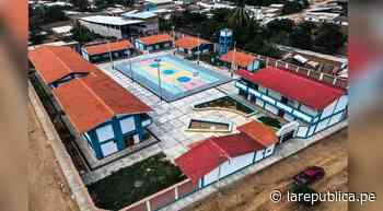 Inauguran dos instituciones educativas en Lambayeque y La Libertad - LaRepública.pe