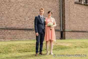 Evi en Alexandros in Nieuwerkerken (Nieuwerkerken) - Het Nieuwsblad