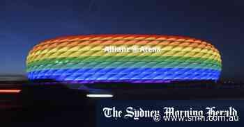 UEFA declines Munich application for rainbow-coloured stadium