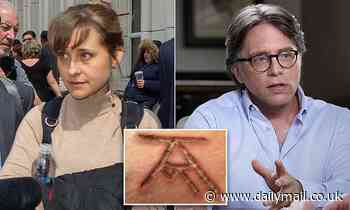 Allison Mack helped convict NXIVM's Keith Raniere  with branding tape