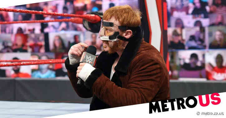 WWE's Sheamus keeps calling people 'gobs****s' on TV without getting censored and fans love it