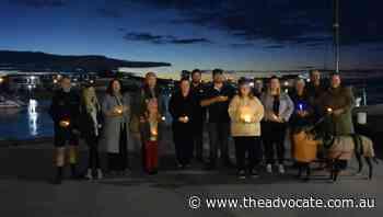Alleged murder victim Gabbie Marshall remembered at during Ulverstone vigil - The Advocate