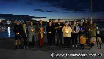 Ulverstone mourns - The Advocate