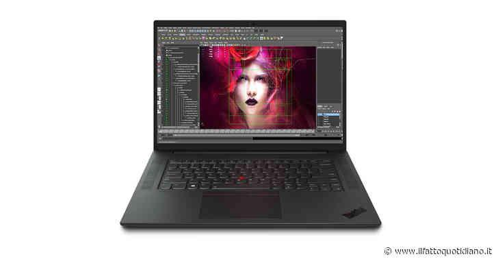 Lenovo, i notebook ThinkPad si arricchiscono degli ultimi processori Intel e schede grafiche Nvidia