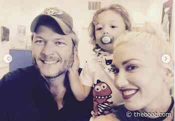 Gwen Stefani Celebrates Bonus Dad Blake Shelton on Father's Day
