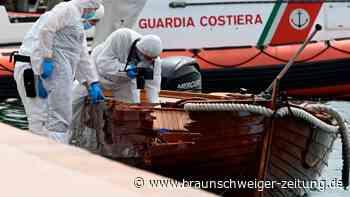 Deutsche fahren mit Yacht über Holzboot – junges Paar stirbt