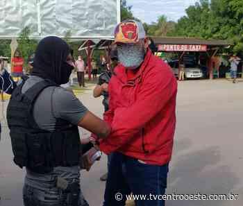 Morador de Pontes e Lacerda foragido da justiça há mais de cinco ano é preso na Bolívia – TV Centro Oeste - Tv Centro Oeste
