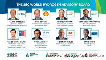 Sustainable Energy Council advisory board members announced - Hydrogen Fuel News