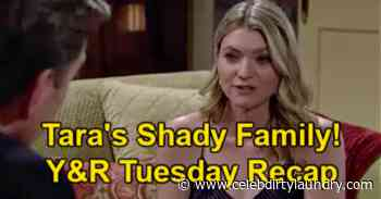 The Young and the Restless Spoilers: Tuesday, June 22 Recap – Tara's Suspicious Family History – Summer's Sacrifice Stuns Phyllis - Celebrity Dirty Laundry