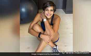 Can You Guess Who Clicked This Pic Of Mandira Bedi - Daughter Tara Or Son Vir? - NDTV