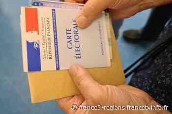 Territoriales 2021 en Corse : ambiance dans les bureaux de vote à Bastia - France 3 Régions