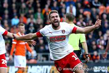 Portsmouth set to beat Aberdeen to former Rotherham and Blackpool central defender Clark Robertson - Portsmouth News