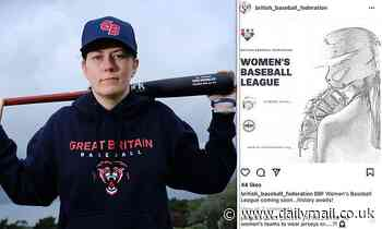 Women's national baseball team manager quits over 'sexist' post on social media
