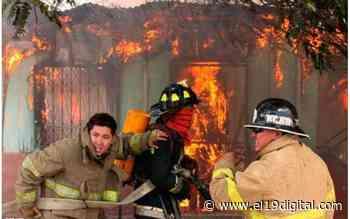 Familias del barrio Santa Ana afectadas por incendio recibirán materiales para la reconstrucción de sus casas - El 19 Digital