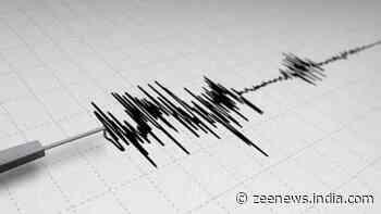 Medium-intensity earthquake hits Arunachal Pradesh, strong tremors felt in Assam