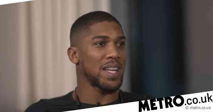 Anthony Joshua dismisses Deontay Wilder KO prediction and accuses Tyson Fury of 'letting the boxing world down'