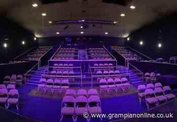 Return to stage for Aberdeen Arts Centre - Grampian Online