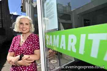 SPONSORED: Contact Aberdeen Samaritans' volunteers for non-judgemental, confidential support - Evening Express - Aberdeen Evening Express
