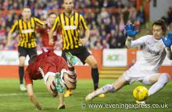 Could Aberdeen be facing another European tie in Kazakhstan? - Evening Express - Aberdeen Evening Express