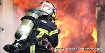Bastia : trois véhicules incendiés dans la nuit - Corse Net Infos