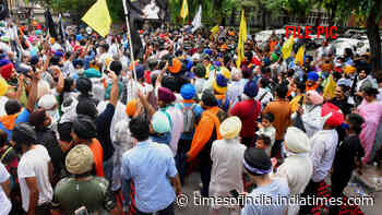 Farm Laws: Farmers to march to Raj Bhavans pan-India on June 26
