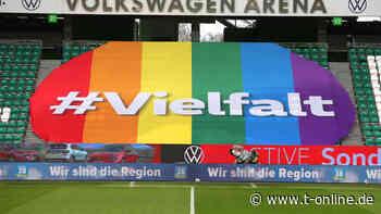 Wolfsburg: Regenbogenbeleuchtung während EM-Spiel geplant - t-online