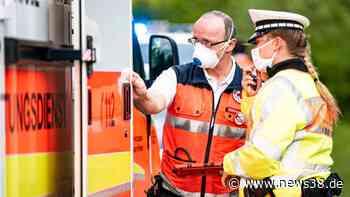 Wolfsburg: Schwerer Unfall! Autos verkeilen sich – Schwangere verletzt - News38