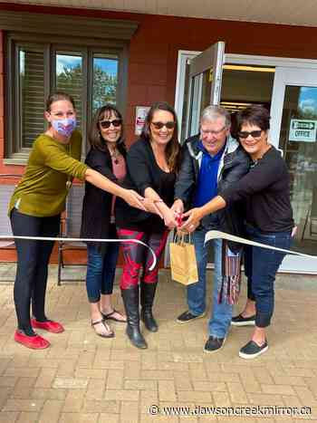 Nawican Bergeron Youth & Cultural Centre officially opens - Dawson Creek Mirror