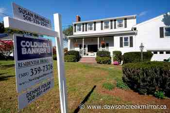 US existing home sales fall again as prices continue to soar - Dawson Creek Mirror