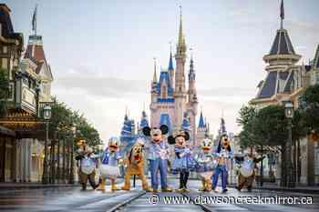 Walt Disney World's 50th anniversary party starts Oct. 1 - Dawson Creek Mirror