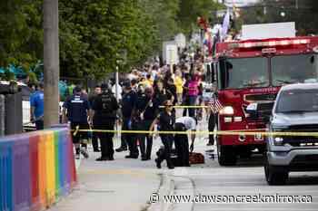 Driver says he is devastated by fatal Pride parade crash - Dawson Creek Mirror