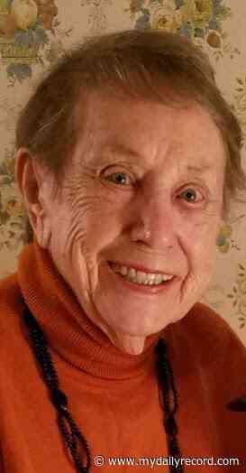 Jean Dawson Rupert Carpenter - The Daily Record