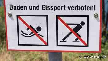 Jungen schwimmen trotz Verbots im Neckar und werden vor dem Ertrinken gerettet - RND