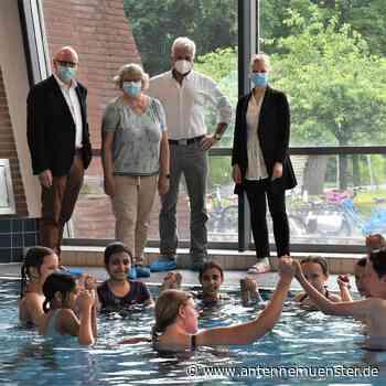Münster lernt schwimmen - ANTENNE MÜNSTER
