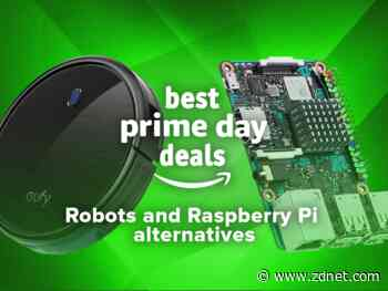 Amazon Prime Day 2021: Best deals for Robots, Arduino, Raspberry Pi, and 3D printers