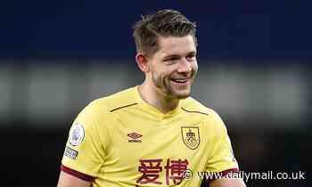 West Ham decide against a summer move for Burnley defender James Tarkowski