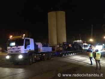 Formia, previsto un nuovo trasporto eccezionale - Radio Civita InBlu