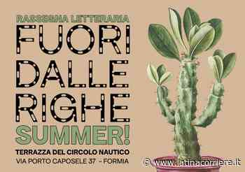 """Formia, """"Fuori dalle righe summer"""": ospite della prima serata Loredana Lipperini - LatinaCorriere"""