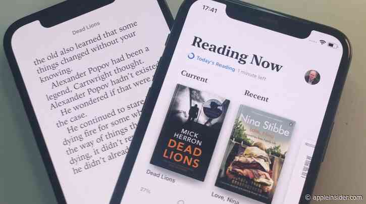 How to share Apple Books with family members