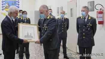 Il prefetto Gioffrè in visita alla Guardia di finanza di Novara - La Stampa