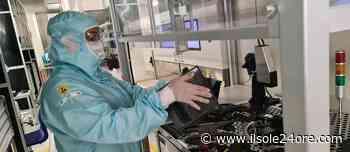 Silicio, la fabbrica di Novara fa concorrenza ai big del Far East - Il Sole 24 ORE